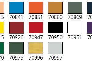 Colours Napoleonic Colors Colours Set by Vallejo 70110