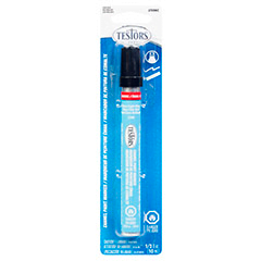 Light Blue Gloss Enamel Paint Marker by Testors 2508C 2508