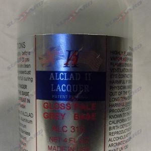 Alclad II ALC 315 Gloss Pale Grey Gray Base