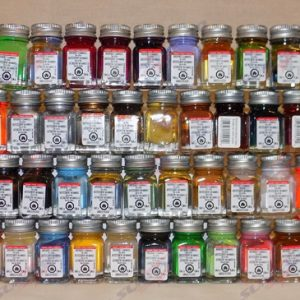 Full Set of 83 Testors Enamel Colors Colours Colors Paints