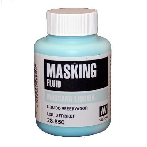 Vallejo Model Color Colour 85ml Liquid Mask 28850