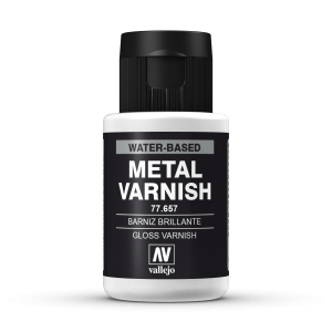 Gloss Varnish Metal Color Colour by Vallejo 77657 32ml