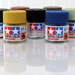 Tamiya Acrylic Paints