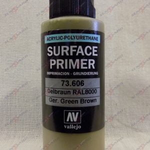 60ml Vallejo Primer Model Color Colour 73606 German Green Brown