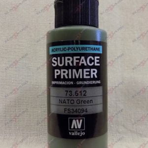 60ml Vallejo Primer Model Color Colour 73612 NATO Green