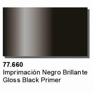 Metal Color Gloss Black Primer by Vallejo 77660