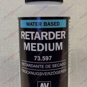 Vallejo Model Color Colour 73597 Drying Retarder Medium 60ml