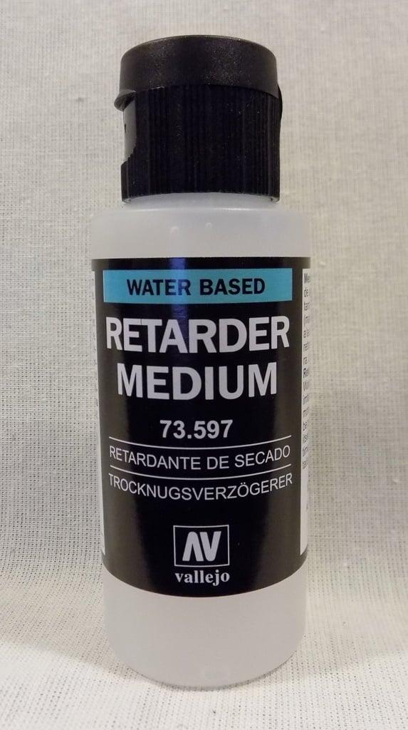 Vallejo Model Color Colour 73597 Drying Retarder Medium