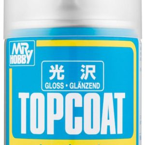 Mr Top Coat Gloss Spray GUZ-B501 B501