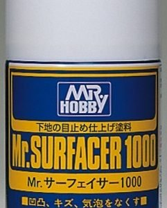 Mr Surfacer 1000 Spray 100ml by Mr Hobby GUZ-B505 B505