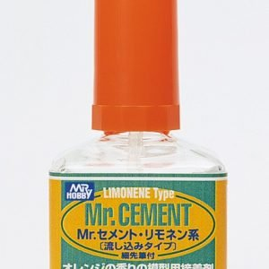 Mr Cement Limonene Bottle by GSI Creos Gunze Sangyo GUZ-MC130 MC130