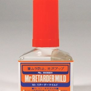 Mr Retarder Mild Bottle by Mr Hobby GSI Creos Gunze Sangyo GUZ-T105 T105