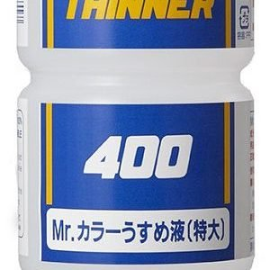 Mr Color Thinner 400ml GUZ-T104 T104
