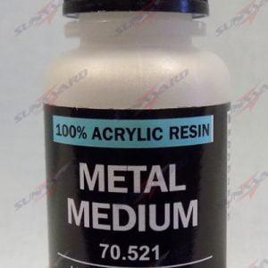 Vallejo Model Color Colour 70521 Metal Metallic Medium 191