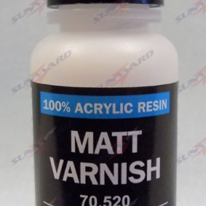 Vallejo Model Color Colour 70520 Matt Varnish 192