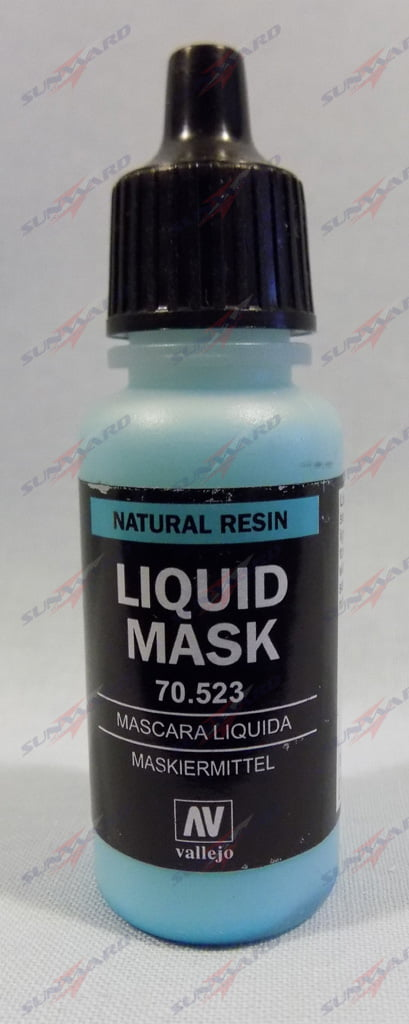 Vallejo Model Color Colour 70523 Liquid Mask 197 17ml