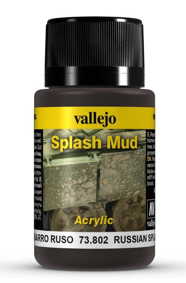 Russian Splash Mud by Vallejo 73802