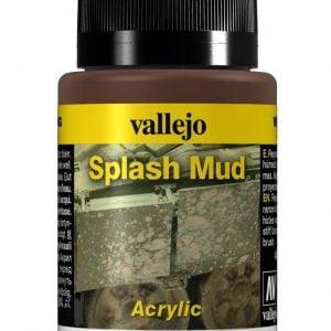 Brown Splash Mud by Vallejo 73805
