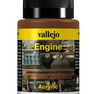 Brown Engine Soot Engine Effects by Vallejo 73818