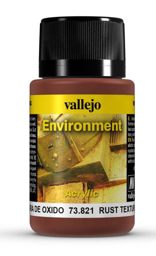 Rust Texture Environment Effects by Vallejo 73821