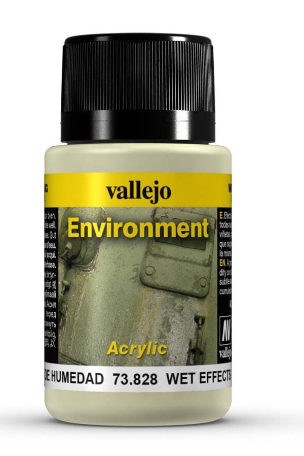 Wet Effects Environment Effects by Vallejo 73828