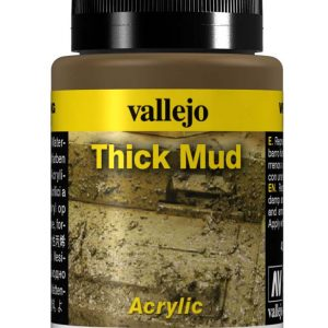 European Mud Thick Mud by Vallejo 73807