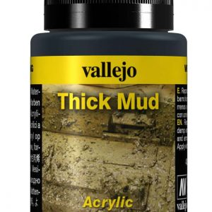 Black Mud Thick Mud by Vallejo 73812