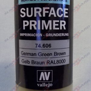 200ml Vallejo Primer Model Color Colour 74606 German Green Brown