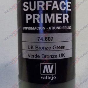 200ml Vallejo Primer Model Color Colour 74607 U.K. Bronze Green