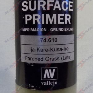 200ml Vallejo Primer Model Color Colour 74610 Parched Grass Late