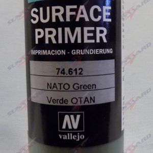 200ml Vallejo Primer Model Color Colour 74612 NATO Green