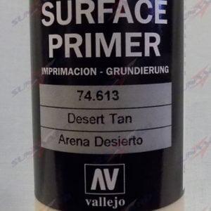 200ml Vallejo Primer Model Color Colour 74613 Desert Tan
