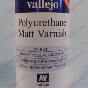 Matt Polyurethane Varnish by Vallejo 27651 200ml