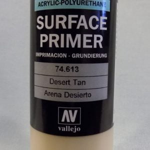 200ml Vallejo Primer Model Color Colour 74613 Desert Tan