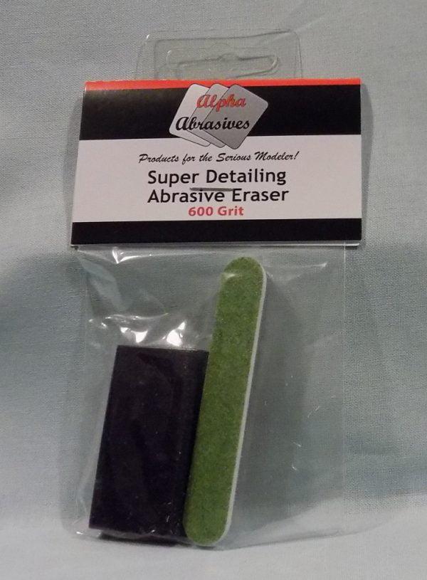 Super Detailing Abrasive Eraser 600 Grit ALB 64051