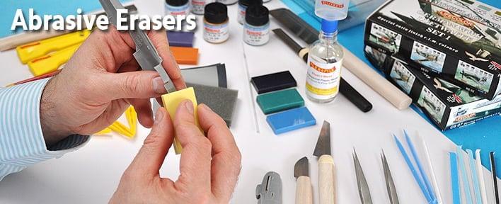 Abrasive Eraser