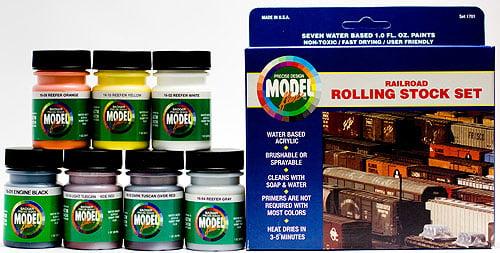 ModelFlex Paint Sets