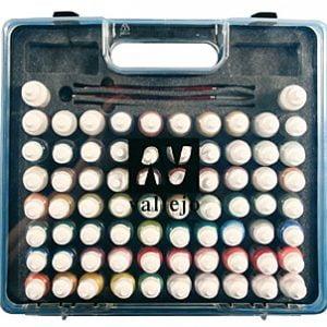 Vallejo Paint Case Sets