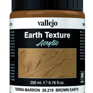 Brown Earth Texture by Vallejo 26219