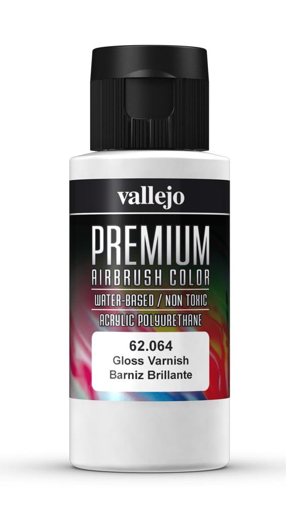 Gloss Varnish Premium Airbrush Colour by Vallejo 62064 60ml