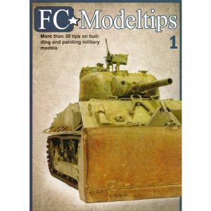 FC Model Tips by Federico Collada by Vallejo Book 75006