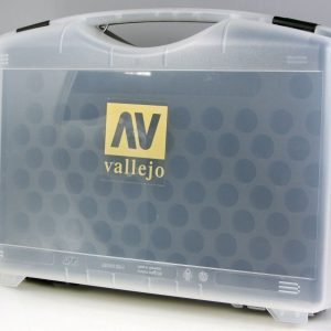 Vallejo Empty Paint Carrying Case 70098