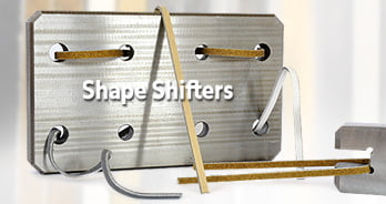 in Use Shape Shifters 7.5inch x 1/8inch by Alpha Abrasive ALB 908