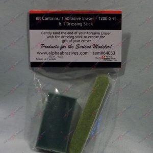 rear Super Detailing Abrasive Eraser 1200 Grit ALB 64053