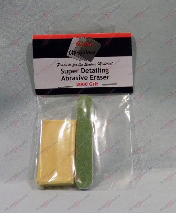 Super Detailing Abrasive Eraser 2000 Grit ALB 64054