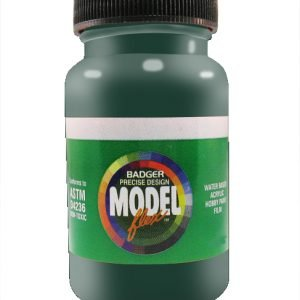 R.R. C-NW Dark Green ModelFlex Railroad Paint by Badger 16-23