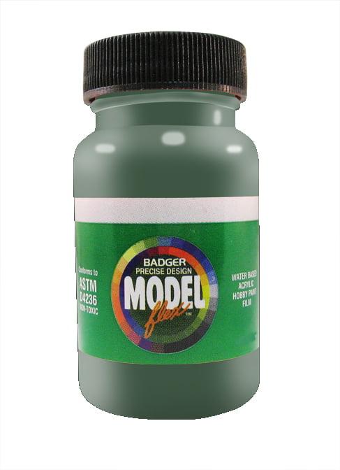 Medium Green FSC 34102 ModelFlex Military Paint by Badger 16-105