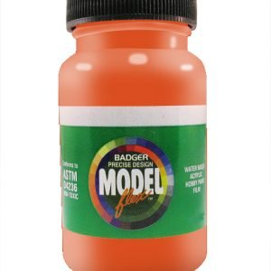 Gloss Orange ModelFlex Automotive Paint by Badger 16-109