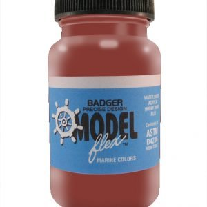 Anti-Fouling Red Oxide ModelFlex Marine Paint by Badger 16-401