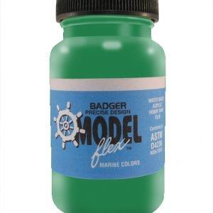 Deck Green ModelFlex Marine Paint by Badger 16-411